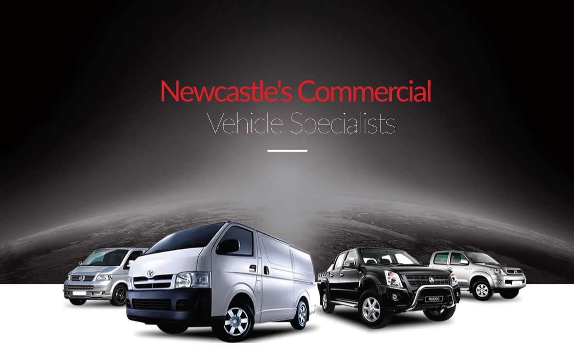 Jesmond Light Commercials - Newcastle's Commercial Vehicle Specialist